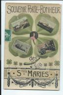 Les Saintes Maries De La Mer,souvenir Porte Bonheur - Saintes Maries De La Mer