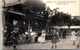 54 NANCY - Cure D'air St Antoine - Devant Le Hall - Nancy