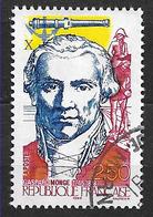 FRANCE  2667 Bi-centenaire Révolution Gaspard Monge Comte De Péluse Mathématitien. - France