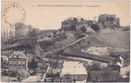 76. CHATEAU D'ARQUES-LA-BATAILLE. Vue Générale. 12 - Arques-la-Bataille