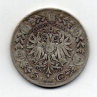 Austria - 1900 - 5 Corone - Francesco Giuseppe - Argento - (MW2169) - Austria