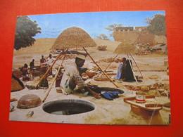 KANO.Indigo Dyeing - Nigeria