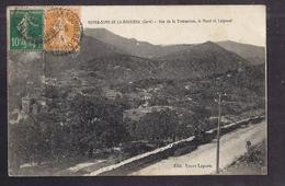 CPA 30 - NOTRE-DAME-DE-LA-ROUVIERE - Vue De La Tronquisse , Le Mazel Et Laigoual TB Vallée Animation Route Oblitération - Notre-Dame-de-la-Rouvière