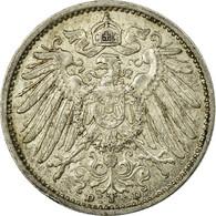 Monnaie, GERMANY - EMPIRE, Wilhelm II, Mark, 1912, Munich, TTB, Argent, KM:14 - [ 2] 1871-1918: Deutsches Kaiserreich