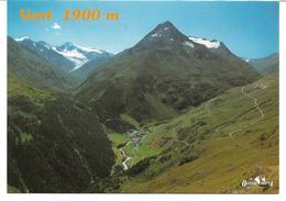 3003n: AK 6458 Vent, Ötztal, Ungelaufen - Sölden