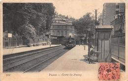 ¤¤   -   PARIS   -  Gare De Passy  -  Train De La Ceinture ?  -  Chemin De Fer   -   ¤¤ - Arrondissement: 16