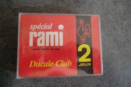 Jeux De Cartes Spécial RAMI Avec Règle De Jeu - Ducale Club - Dans Sa Boite D'origine - - Other