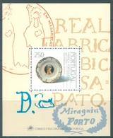 PORTUGAL - 1991 - MNH/*** LUXE - FAIENCE  -  Mi BLOCK 76 Yv BLOC 77 - Lot 19411 - Blocs-feuillets