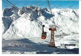 3003c: AK 6764 Lech, Zürs Am Arlberg- Trittkopfbahn - Bludenz