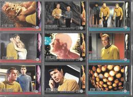 BF82 - SERIE COMPLETE 246 CARTES SKYBOX - STAR TREK THE ORIGINAL SERIES - Star Trek