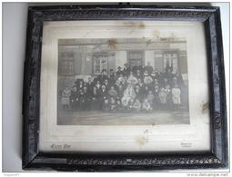 PHOTO ORIGINALE KIRCHHEIM RESTAURANT L ARBRE VERT HOTEL ECURIE GARAGE EMILE WOHLFROM ALSACIENNE - Photos