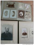 ALBUM DE FAMILLE 1897 A 1926 ENVIRON 270 PHOTO EN 2 ALBUM - Albums & Collections