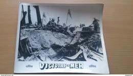 AFFICHETTE FILM DE GUERRE VICTOIRE EN MER SOFRADIS VAS 81 - Affiches