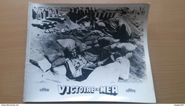 AFFICHETTE FILM DE GUERRE VICTOIRE EN MER SOFRADIS - Affiches