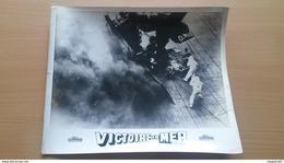 AFFICHETTE FILM DE GUERRE VICTOIRE EN MER SOFRADIS ACCIDENT AVION - Affiches