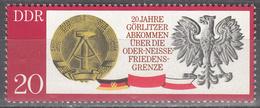 GERMAN DEMOCRATIC REPUBLIC        SCOTT NO.  1222      MNH       YEAR  1970 - [6] Democratic Republic