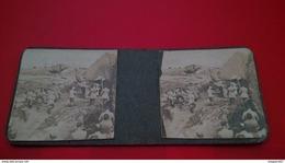 PHOTO GUERRE MESSE A TEGEL SERBIE 1917 - War, Military