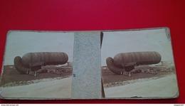 PHOTO BALLON CAPTIF AVIATION GUERRE - War, Military