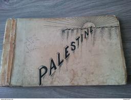 ALBUM DE PALESTINE JERUSALEM BETHLEEM NAZARETH JAFFA JERICHO 30 PHOTOS - Albums & Collections