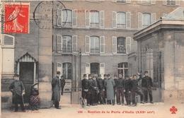 ¤¤  -  TOUT PARIS   -   Bastion De La Porte D'Italie   -  Militaires    -  ¤¤ - Arrondissement: 13