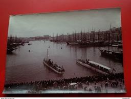 PHOTO BATEAU VOILIER SOUS MARIN LIEU A IDENTIFIER - Barche