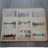 PHOTOS LYON VISITE DE FELIX FAURE 17 PHOTOS ANIMEE 1886 - Lieux