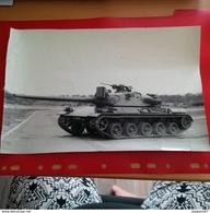 GRANDE PHOTO CHAR - Guerra, Militares