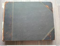ALBUM PHOTO DE 133 PIECES PARIS BALLON CAMPAGNE BALLON EXPOSITION CHEMIN DE FER COMMERCE 1929 - Album & Collezioni