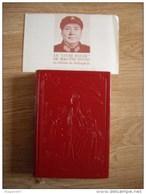 LE LIVRE ROUGE DE MAO TSE TOUNG EN EDITION DE BIBLIOPHILE CHINOIS FRANCAIS - Livres, BD, Revues