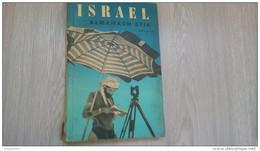 ALMANACH 1953 1954 ISRAEL LE GEOMETRE DE L ARAVA JUDAICA - Livres, BD, Revues