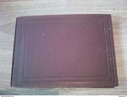 ALBUM DE FAMILLE SAONE ET LOIRE PROVIENT DE LA MAISON ST MICHEL A RULLY RELIGIEUX CHATEAU SCENE DE VIE MOISSON SCIERIE - Albumes & Colecciones