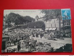 SARLAT UN MARCHE AUX NOIX - Sarlat La Caneda