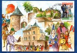 Carte / Cité Médiévale / Rodemack - Cartes-Maximum