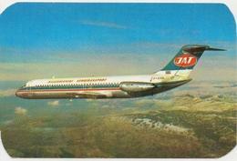 Calendarik - Yugoslavia - Serbia - 1974 - JAT - Aviation - Airline - Aircraft - Advertising - A Rarity. - Calendars