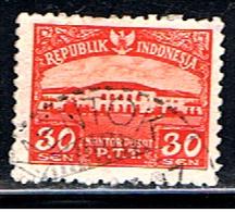 INDONESIA 53 // YVERT 53 // 1953 - Indonesia