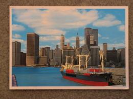 OREGON RAINBOW AT NEW YORK - Cargos