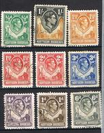 COLONIE ANGLAISE RHODESIE DU NORD 25-32 - Northern Rhodesia (...-1963)