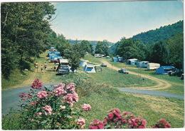 Besse: RENAULT CARAVELLE, CITROËN DS, FIAT 1500 - TENTES, CARAVANING - CAMPING 'L'Ombrage' ** - (Auvergne) - Passenger Cars