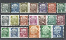 SARRE YVERT   391/410  MNH  ** - 1957-59 Estado Federado