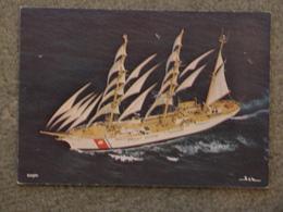 US COASTGUARD EAGLE - Warships