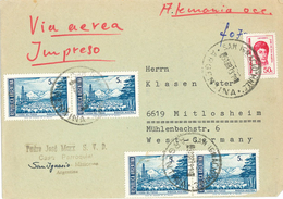 San Ignacio San Martin Feuerland Schafe - Lettres & Documents