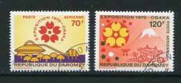 DAHOMEY- P.A Y&T N°127 Et 128- Oblitérés - Bénin – Dahomey (1960-...)
