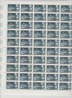 Faciale 21.35 Eur ; Feuille De 50 Tbs à 2.80 Fr N° 2892 (cote 65 Euros) - Feuilles Complètes