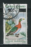 DAHOMEY- P.A Y&T N°111- Oblitéré (oiseaux) - Bénin – Dahomey (1960-...)