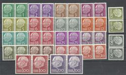 SARRE YVERT   362/81   (PAREJA)   MNH  ** - 1947-56 Ocupación Aliada