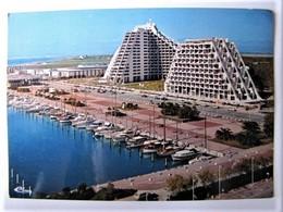 FRANCE - HERAULT - LA GRANDE MOTTE - Le Port - 1977 - France