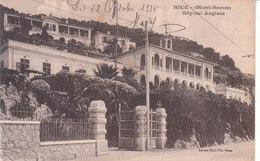 Nice - Hôpital Anglais - Santé, Hôpitaux