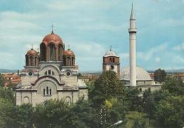 Kosovo Urosevac - Mosque & Serbian Orthodox Church - Kosovo