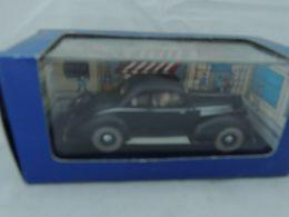 TINTIN HERGE PACKARD LE SCEPTRE D'OTTOKAR ATLAS 18 NEW IN BOX - Automobili