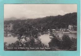 Small Old Post Card Of Kandy, Central, Sri Lanka,(Ceylon),V68. - Sri Lanka (Ceylon)